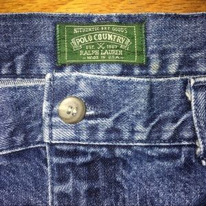 1990s Polo Country Ralph Lauren vintage jeans